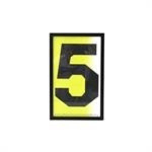 HK Living Kunstlijst 'five'