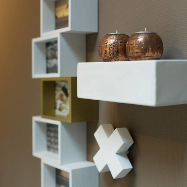 It's about RoMi Wall cube ceramic wit