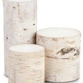 It's about RoMi Candle birch round