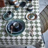 HK Living tafelkleed groen, Dutch