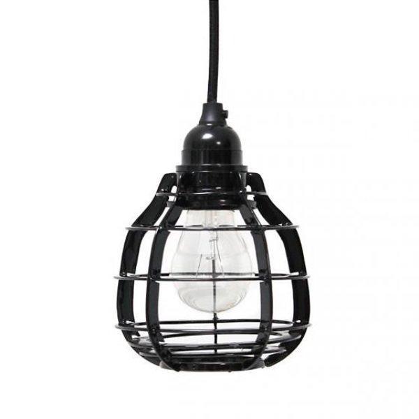 HK Living Lab lamp zwart