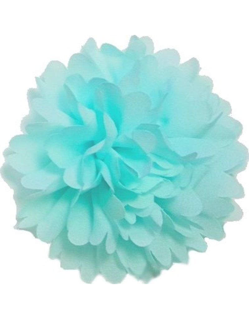 Drukkerapplicatie Dahlia, mint
