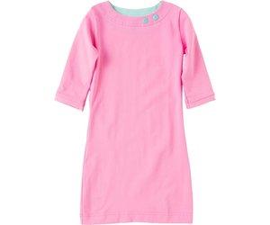 Licht Roze Jurkje : Jurk basic met driekwart mouw licht roze waaaw kids