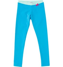 Legging 'Basic' Aqua