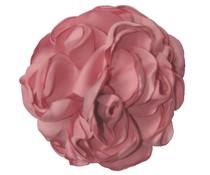 Drukkerapplicatie winterroos oud roze