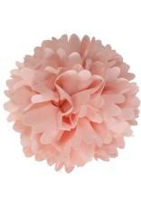Drukkerapplicatie Dahlia, zalm roze