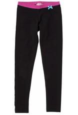 Legging 'Basic' Zwart