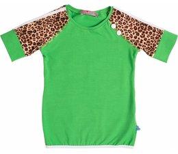 Shirt 'Peace' Groen