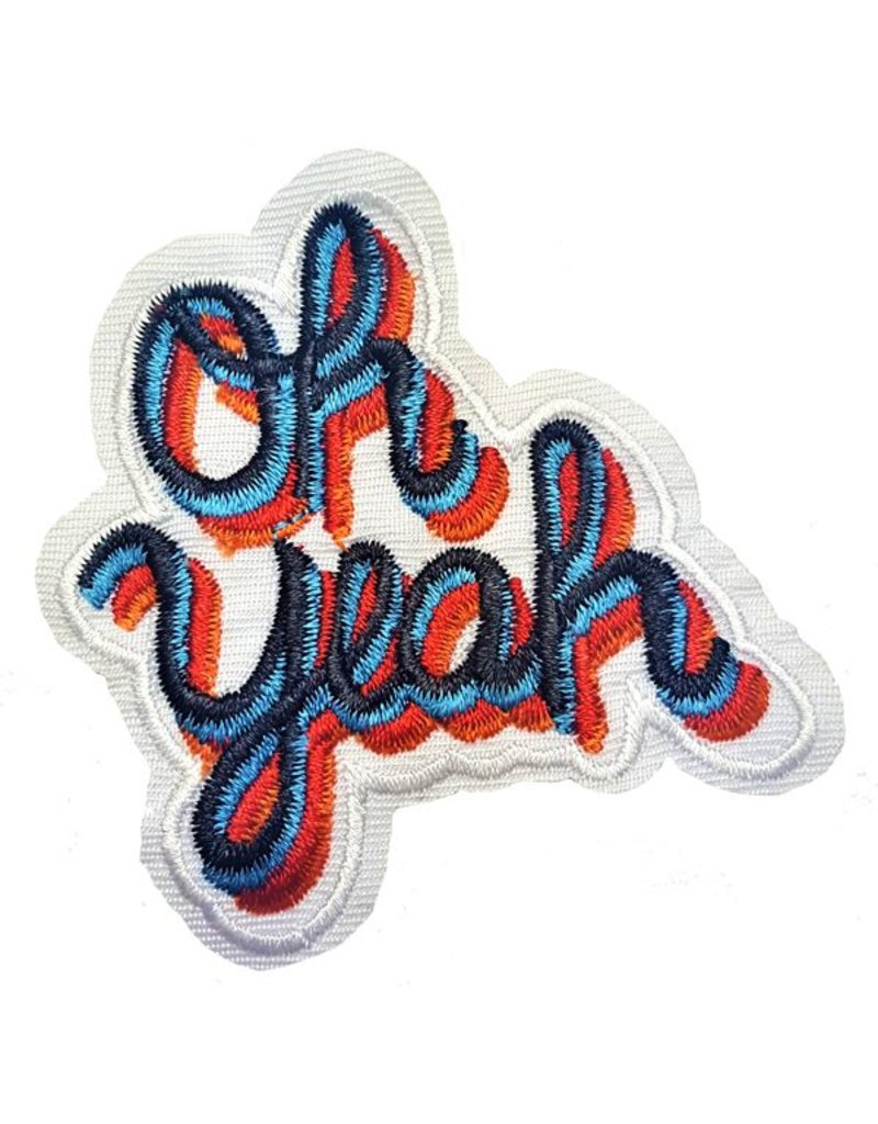 Patch Oh Yeah