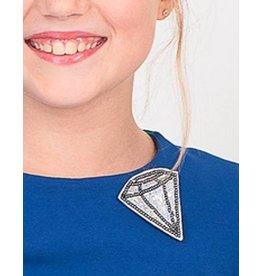 Patch Diamant klein
