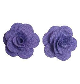 Kleine bloemen Paars