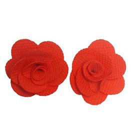 Kleine bloemen Oranje
