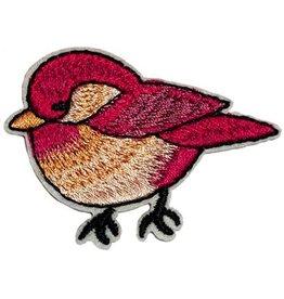 Rood vogeltje