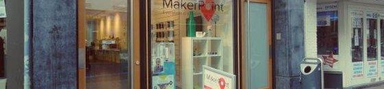 MakerPoint 3D Concept Store Arnhem