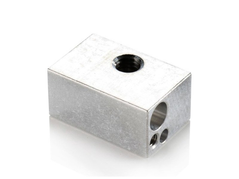 Ultimaker Aluminium Heater Block