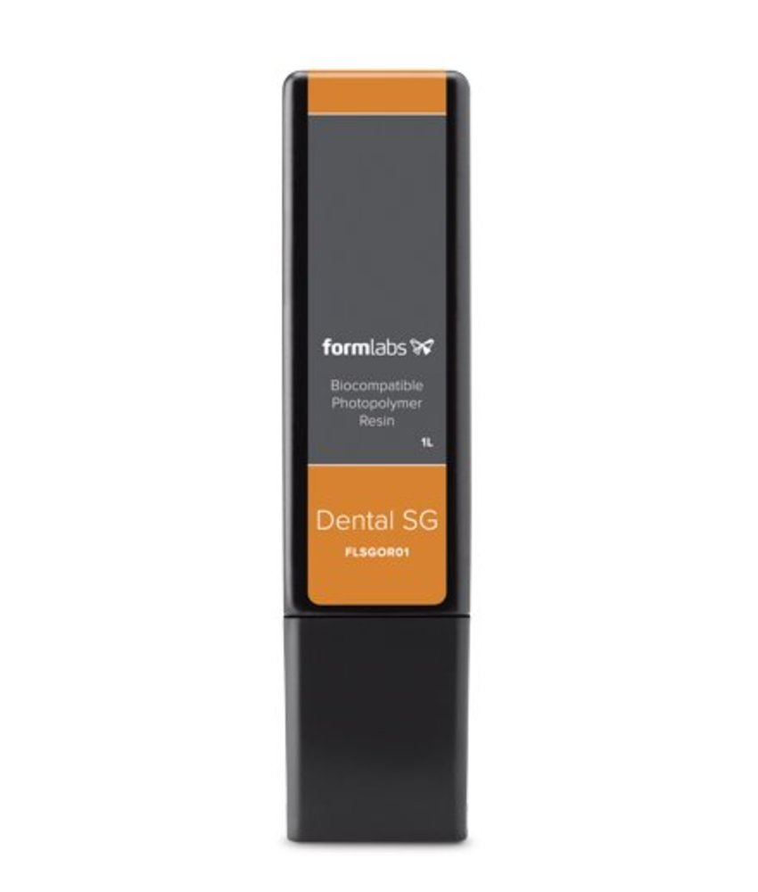 Formlabs Resin Cartridge 1L for Form 2 Dental SG