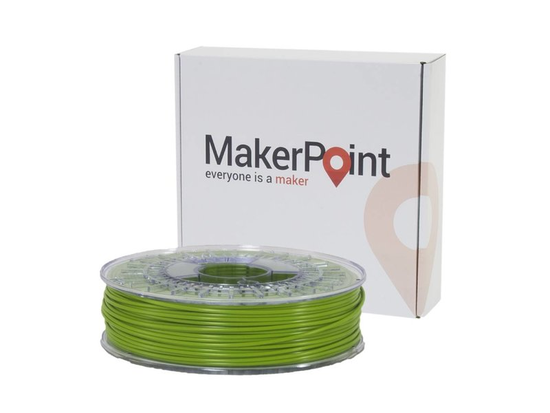 MakerPoint ABS 750gr Yellow Green