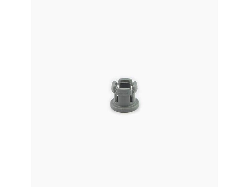 Coupling collet