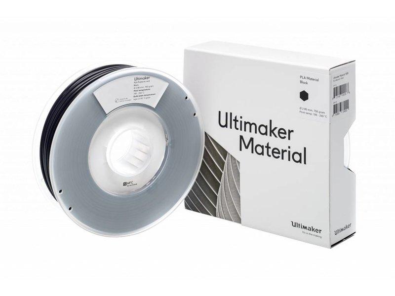 Ultimaker PLA 750gr (NFC) 2.85mm Black