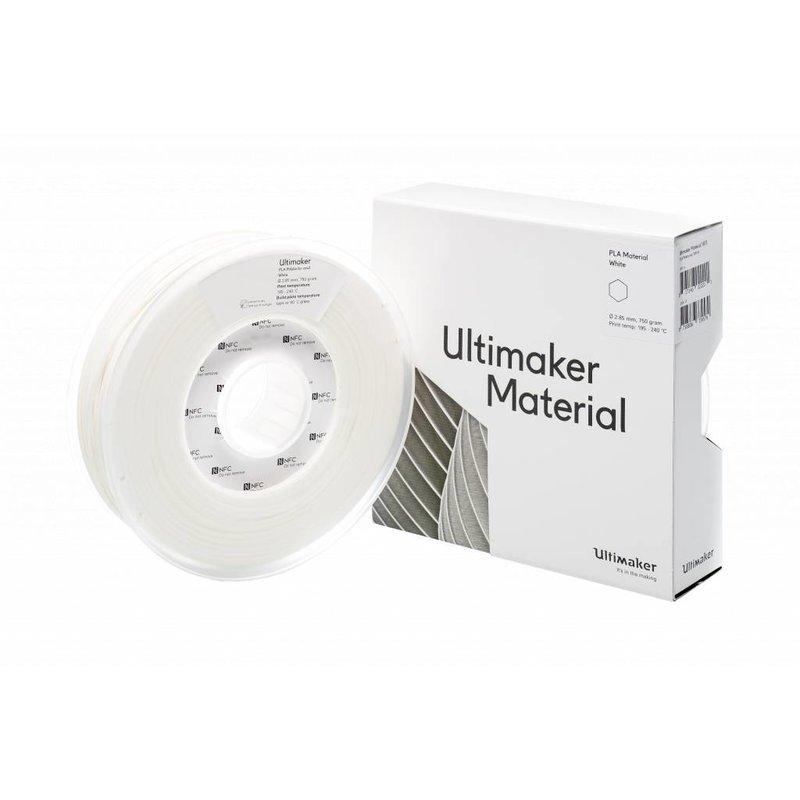 Ultimaker PLA 750gr (NFC) 2.85mm White
