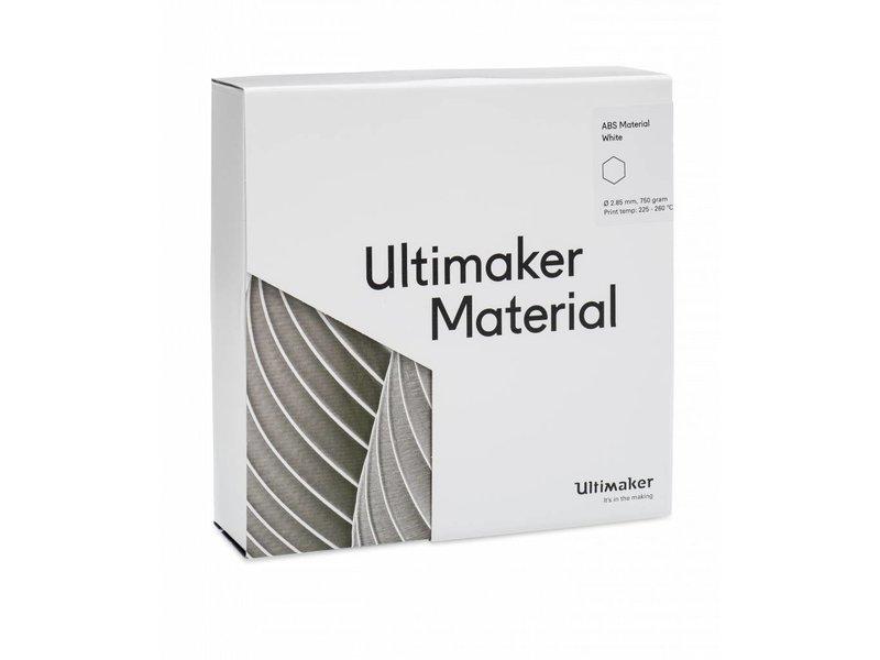 Ultimaker ABS 750gr (NFC) 2.85mm White