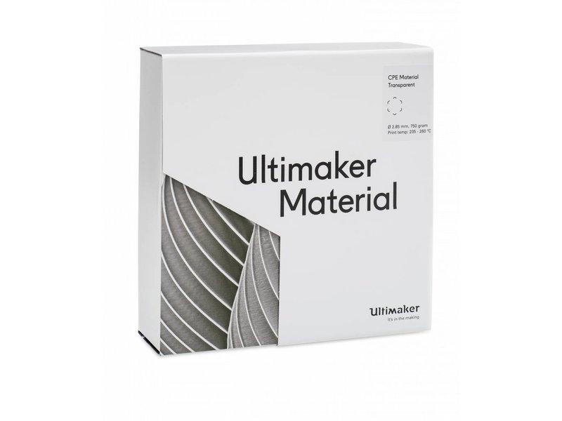Ultimaker CPE 750gr (NFC) 2.85mm Transparent