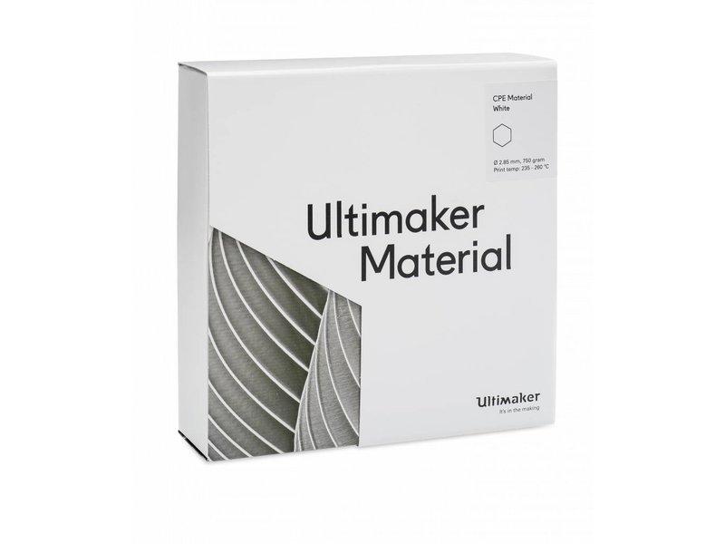 Ultimaker CPE 750gr (NFC) 2.85mm White