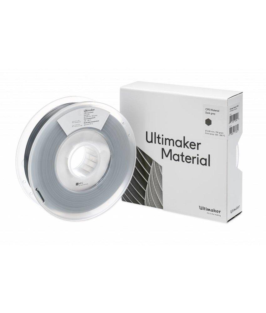Ultimaker CPE 750gr (NFC) 2.85mm Dark Grey