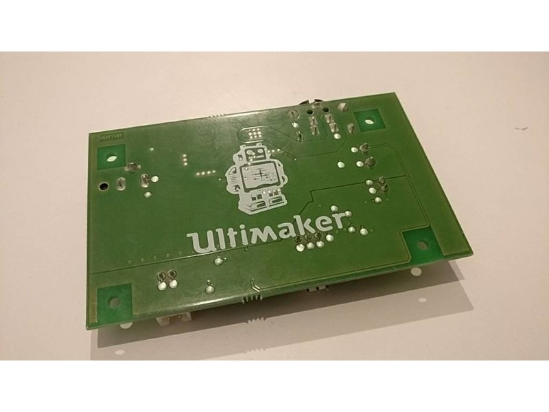 Ultimaker Heated Bed PCB