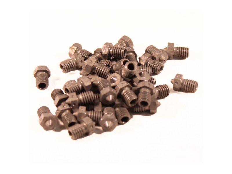 E3D v6 Nozzle 1.75mm - Hardened Steel