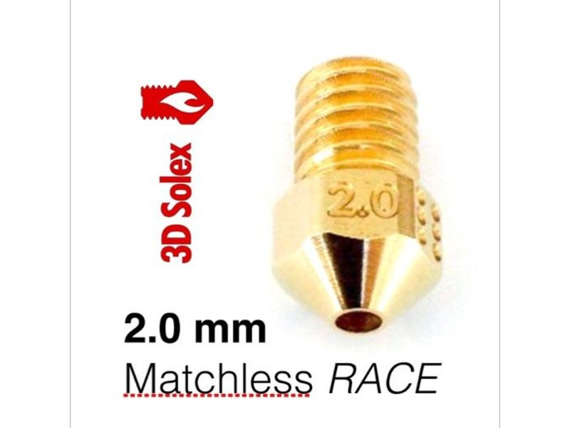 3DSolex Matchless Race Nozzle 2.85mm