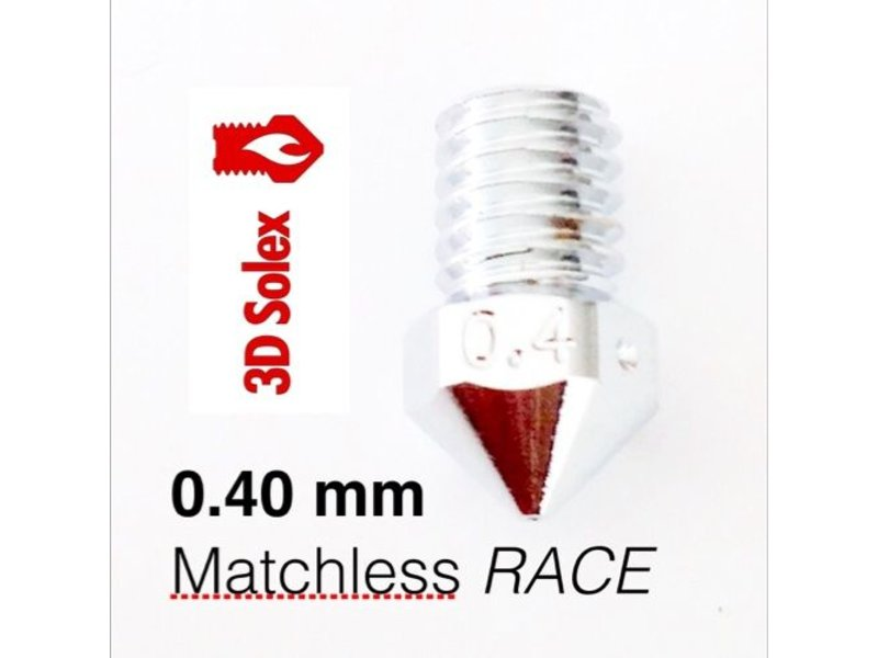 3DSolex Matchless Race Nozzle 1.75mm