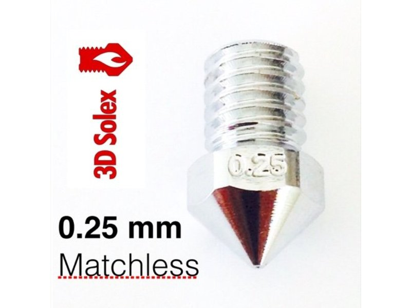3DSolex Matchless Nozzle 1.75mm