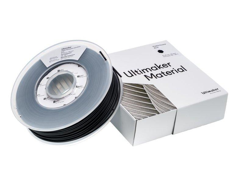 Ultimaker TPU 95A 750gr (NFC) 2.85mm Black