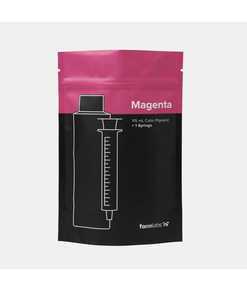 Formlabs Color Pigment 115mL Magenta V1