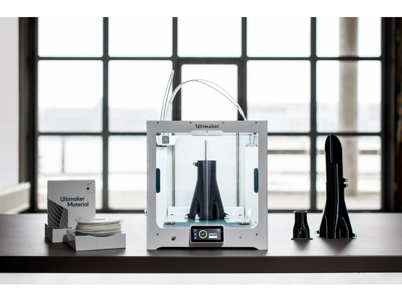 Ultimaker S5 - Office-friendly 3D printer, industrial-class results
