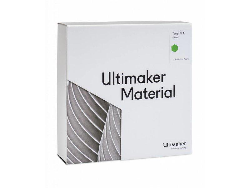 Ultimaker Tough PLA 750gr 2.85mm Green