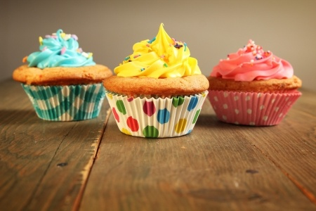 Bolero muffin cupcakes