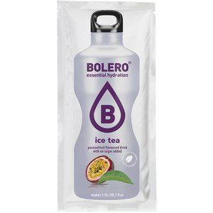 Bolero Limonade ICE TEA Passion Fruit with Stevia