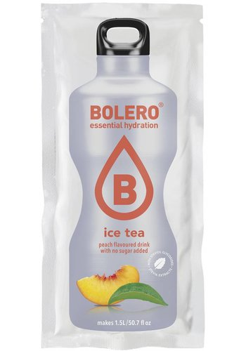 Bolero Limonade ICE TEA Peach with Stevia