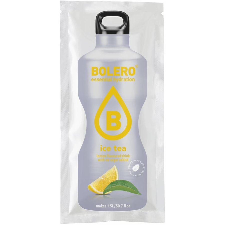 ICE TEA Lemon with Stevia