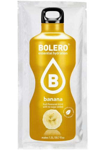 Bolero Limonade Banana with Stevia