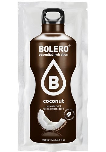 Bolero Limonade Coconut with Stevia