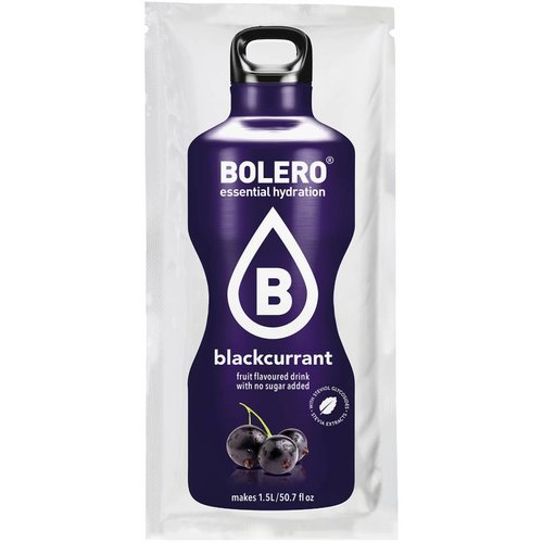 Bolero Blackcurrant with Stevia