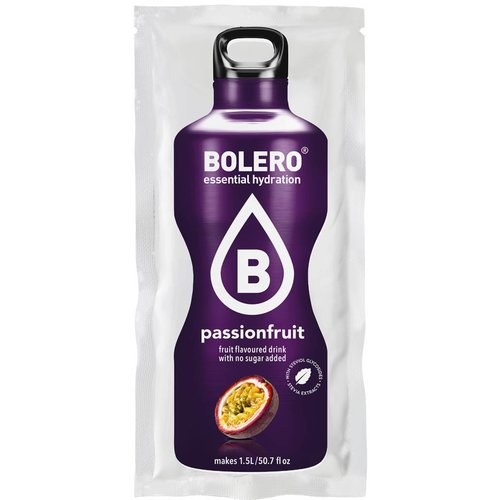 Bolero Passievrucht met Stevia
