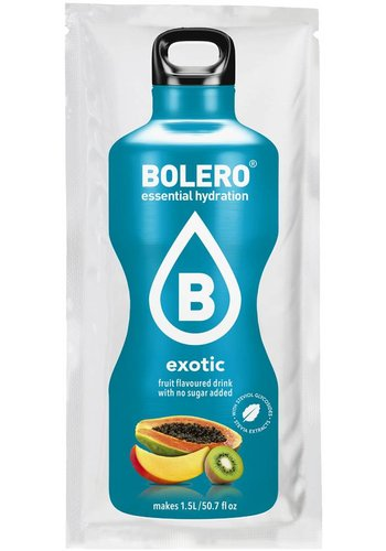 Bolero Limonade Exotic with Stevia