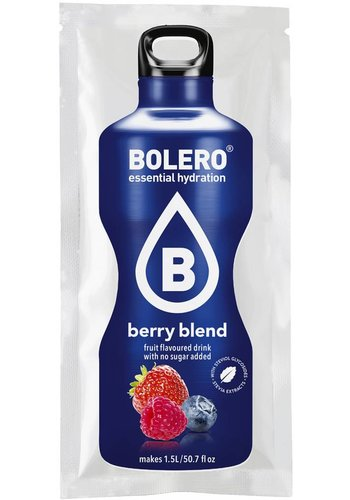 Bolero Limonade Berry Blend with Stevia