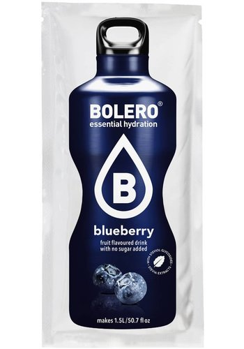 Bolero Limonade Blueberry with Stevia