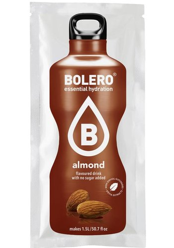 Bolero Limonade Almond with Stevia