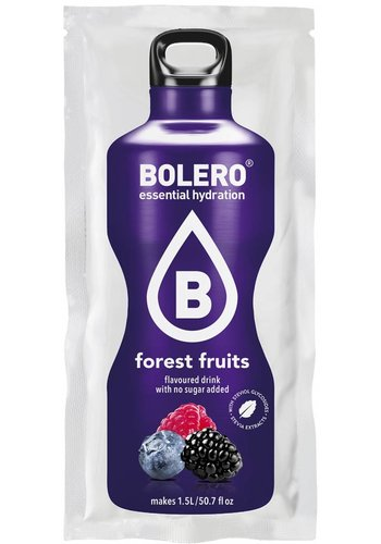 Bolero Limonade Forest Fruits with Stevia